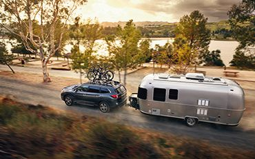 The All New 2019 Subaru Ascent Is Our Biggest Suv Ever A True Three Row Suv With 5 000lb Towing Capacity Available On Subaru Recreational Vehicles Road Trip