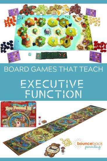 that board teach games