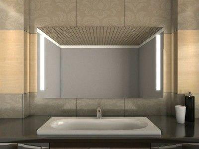 Badspiegel Mit Led Beleuchtung Tinna Interior Bathroom