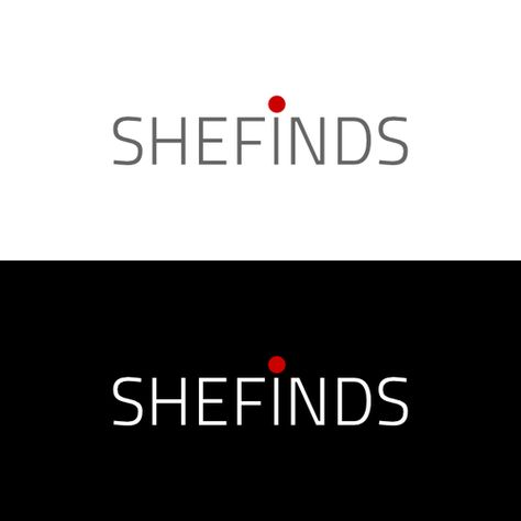 Create a new logo for SHEfinds com Logo design contest #Ad