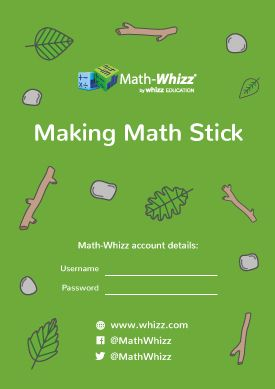 Making Math Stick Maths Whizz Math Math Resources Math Worksheets
