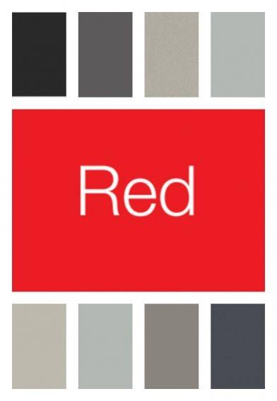 03ec847942105 Красный, серый, черный и белый. Все эти цвета идеально сочетаются с красным  как по отдельности, так и вместе. Отличный вариант для верх…