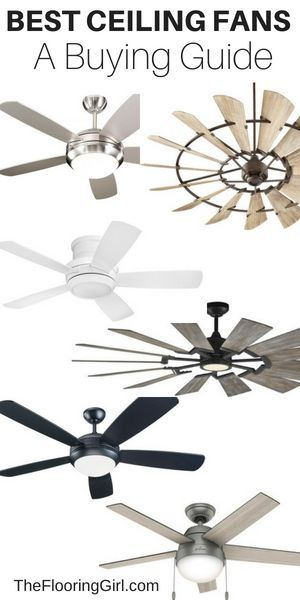 Best Ceiling Fans For 2019 Diy Home Decor Projects Best
