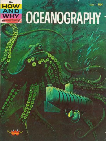 A green giant octopus