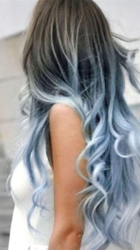 Risultato Immagine Per Capelli Punte Colorate Future Hair