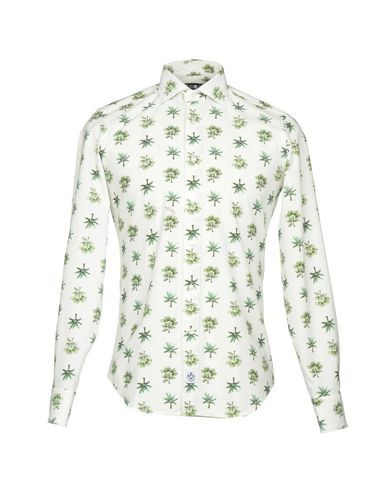 2c6aa1ed5a3a Hydrogen Men Patterned Shirt on YOOX. The best online selection of  Patterned Shirts Hydrogen.