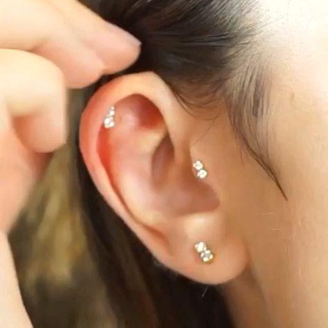 Luxury Ear Styling Lena Cohen