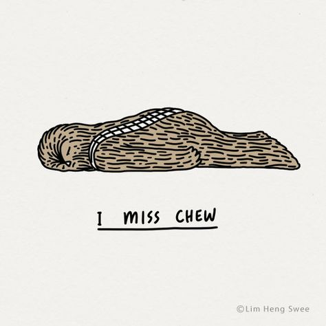 I Drew 17 Silly Puns That Show Tired Characters From Star Wars Cute Puns, Cute Memes, Funny Puns, Funny Quotes, Chewbacca, Doodle Drawings, Cute Drawings, Ohh Deer, Animal Puns