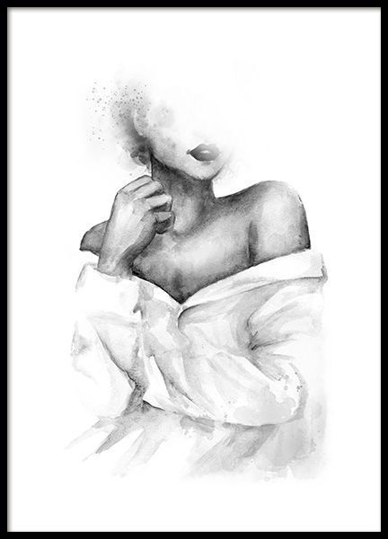 White black poster | Black White Pictures order online | Desenio, #black #order #pictures #poster #white