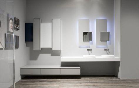 50 specchi per bagno moderni dal design particolare bagni di