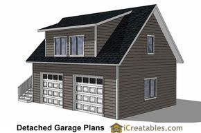 24x28 Garage Plans With Apartment Right 536 Square Feet Garage Apartment Plans Garage Apartment Floor Plans Carriage House Plans