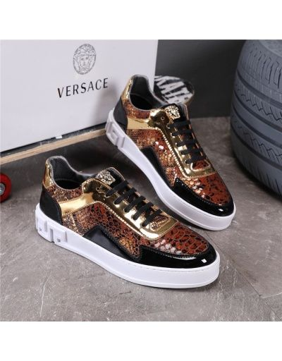 Versace shoes, Fake shoes, Versace sneakers