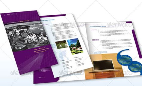 22+ Free \ Premium Brochure Mock ups Brochure template - brochure template on word