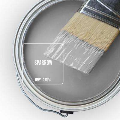 Behr Marquee 1 Gal 780f 4 Sparrow One Coat Hide Semi Gloss Enamel Interior Paint Primer 345001 The Home Depot In 2021 Interior Paint Behr Paint Behr Marquee Paint
