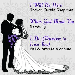 Best Christian Music For Your Wedding Ceremony Reception