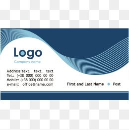 Simple Business Card Material With Images