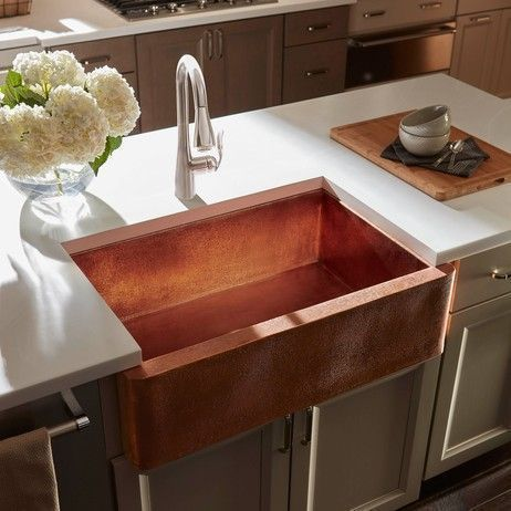 Make The Classic Farmhouse Sink The Centerpiece Of Your Kitchen