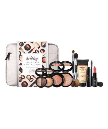Laura Geller Makeup Set Only 59 99 Was 99 99 Hurry Will Sell Out Porcelain Holiday Trai Color Correcting Foundation Color Collection Cruelty Free Cosmetics