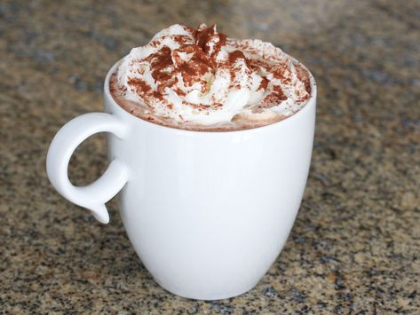 Old-Fashioned Hot Chocolate With Variations