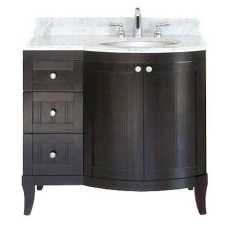 Empire Industries Malibu 100 Single Bathroom Vanity 36w Inches Epr202 12 Single Bathroom Vanity Vanity Master Bathroom Vanity