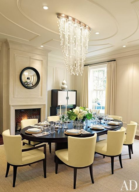 Traditional Dining Room by Powell & Bonnell in Toronto, Canada