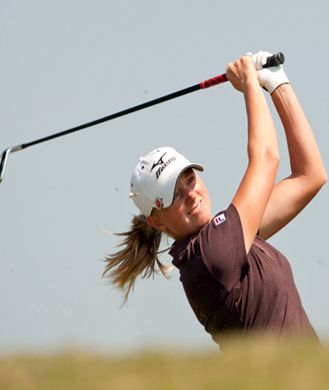 Queen of Clubs: Up Close with Pro Golfer Stacy Lewis