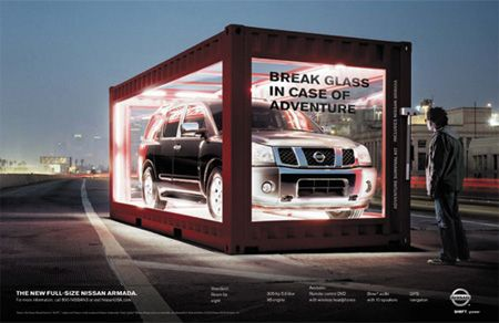 20 Creative Ambient Ads for Your Inspiration Guerrilla Marketing Photo