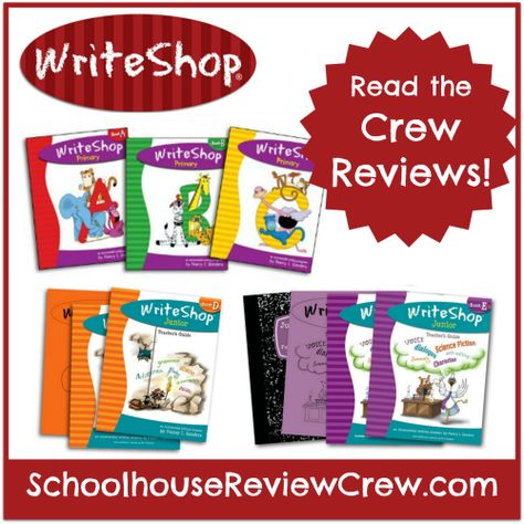 Regardless of whether you are a good writer yourself, teaching someone else how to write can be quite a challenge, especially if that someone else happens to be your child. Fortunately, @writeshop  takes all the pain out of the process.    #homeschool #writing #hsreviews