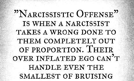 Narcissistic Ego
