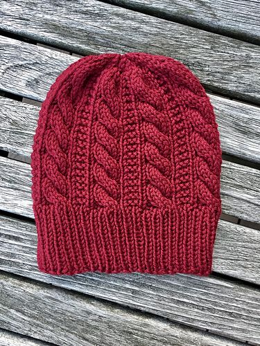 04d4fdb09cde Free Pattern: Gingerbread Hat. Free Pattern: Gingerbread Hat Beanie Hats,  Knit ...