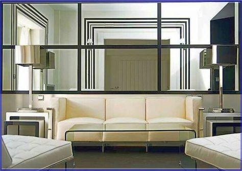 moderne wohnzimmer mit offener kuche einrichtungsideen fr - küche landhaus weiß