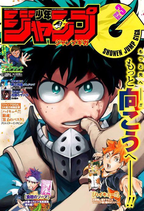 Vigilante: Boku no Hero Illegals Manga