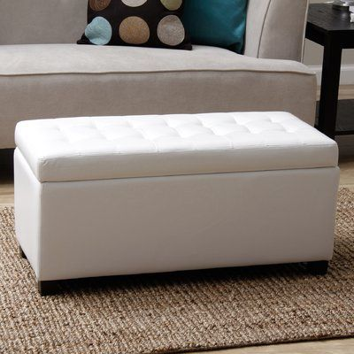 Terrific Charlton Home Malm Upholstered Storage Bench Products Onthecornerstone Fun Painted Chair Ideas Images Onthecornerstoneorg