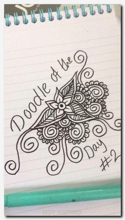 Diy Inspiration Doodle Art