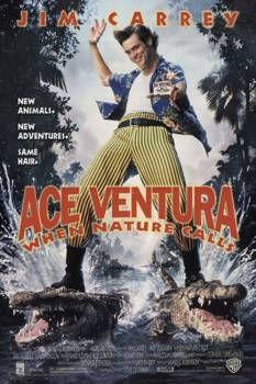 Assistir Ace Ventura 2 Um Maluco Na Africa Dublado Online No