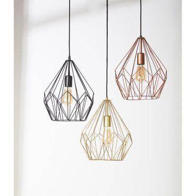 Suspension Colours Barba Laiton L 31 X H 110 Cm En 2020 Luminaire Chambre Lustre Salle A Manger Et Luminaire Plafond