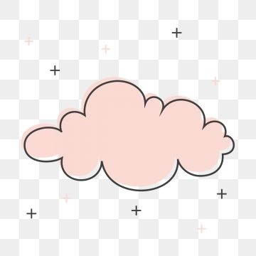 Cloud Vector Png Free Clouds Cartoon Cloud Cloud Computing Vector Images Pngtree In 2020 Cloud Stickers Cartoon Clouds Cloud Illustration