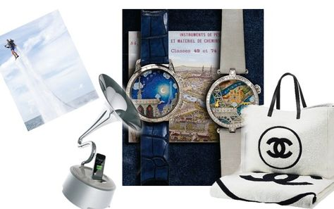 Extravagant Holiday Gifts