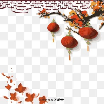Red Lantern Png Images Vectors And Psd Files Free Download On Pngtree Red Lantern Plum Flowers Red Lantern Chinese
