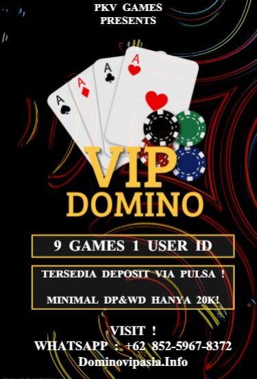 Vip Domino Di 2020 Poker Persamaan