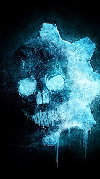 Gears 5 Skull Logo 4k3840x2160 Wallpaper