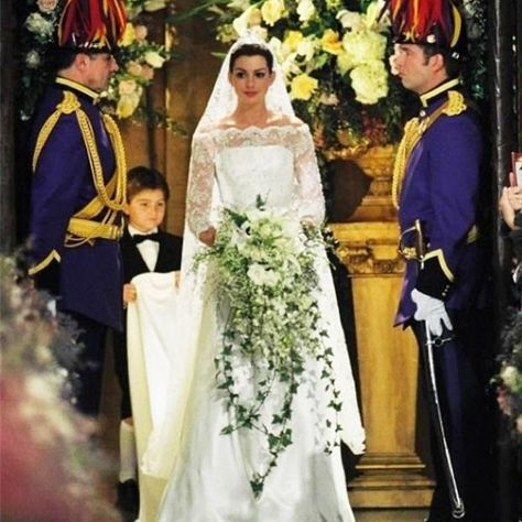 Princess Diaries Royal Engagement From Best Tv Movie Wedding
