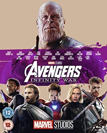 Amazon Com Avengers Infinity War Blu Ray 2018 Region Free Movies Tv Avengers Marvel Studios Infinity War