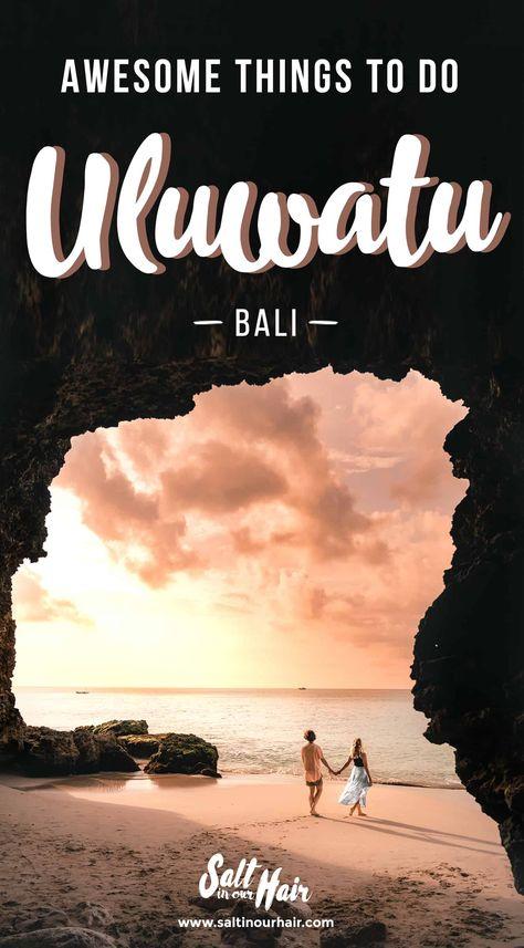 17 x Things To Do in Uluwatu, The Full Guide (don't miss number 5!) Uluwatu | Bali | Indonesia | Cave | Guide #uluwatu #bali #indonesia