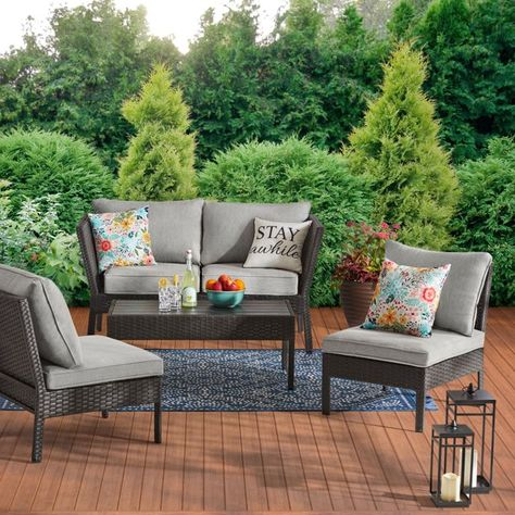 Summer is almost here! Its the perfect time to upgrade your patio with these stylish pieces. Sponsored by Walmart