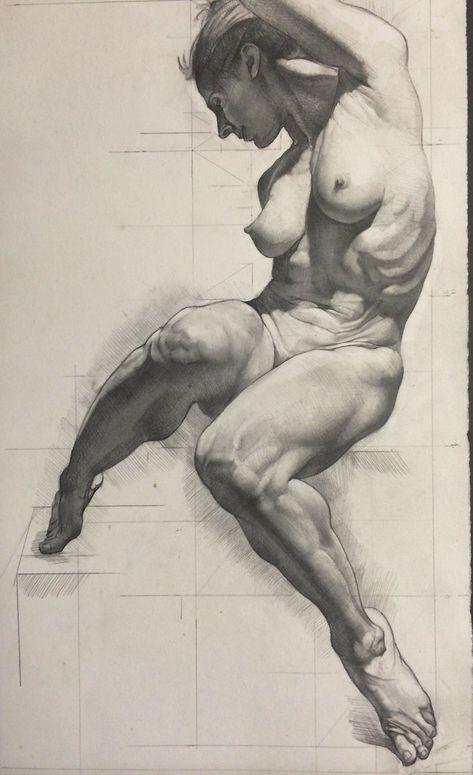 Woman Artistic Nude