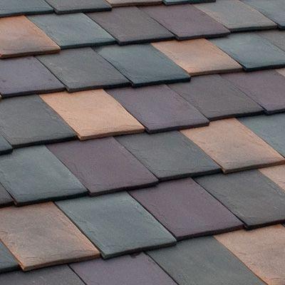 Ludoslate Ceramic Slate Tile By Ludowici Roof Tile Roof Tiles Ceramic Roof Tiles Metal Roof Installation