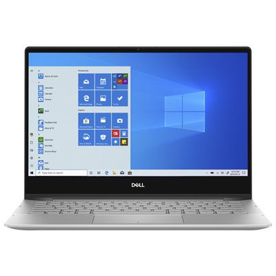 Dell 13 3 Touchscreen 2 In 1 Laptop Silver Intel Core I5 10210u 512gb Ssd 8gb Ram Windows 10 Wireless Internet Connection Cool Things To Buy