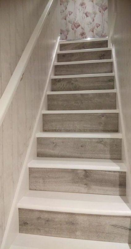 62 Ideas Narrow Basement Stairs Stairways Basement Stairs Basement Ideas Narrow Stairs Stairways Escalier Stratifie Escalier Carrelage Et Escaliers Maison