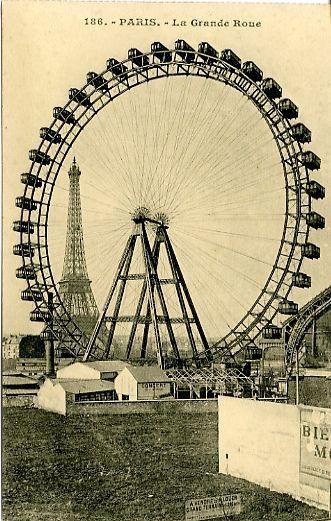 Acvfti La Tour Eiffel Tour Eiffel Eiffel Grande Roue